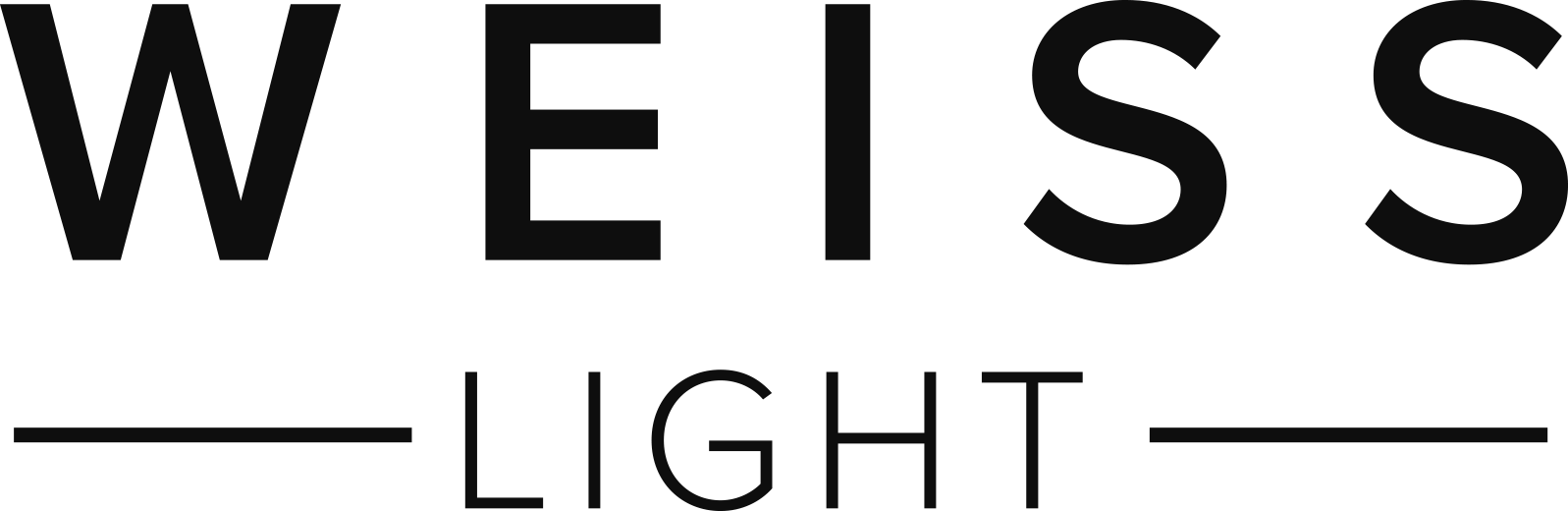 Weiss Light E-Shop
